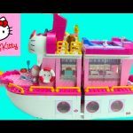 Hello Kitty Mega Bloks Cruise Ship 10930 ToyGenie