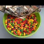 Hidden Surprise Eggs in a Bucket Full of Candy! Part 2