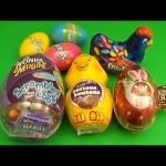 Huge Collection of Candy Chocolate Surprise Eggs!
