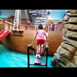 Indoor playground fun for kids . Ship pirates.  Video from -KIDS TOYS CHANNEL
