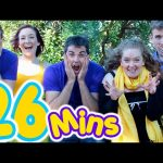 Kids Life and more! 26 Mins Children's Songs Compilation Collection | Bounce Patrol