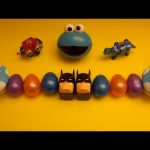 Kinder Surprise Egg Learn-A-Word! Spelling Handyman Words! Lesson 11