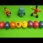 Kinder Surprise Egg Learn-A-Word! Spelling Handyman Words! Lesson 22