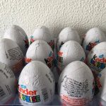 Kinder Surprise Eggs with beautiful toys inside
