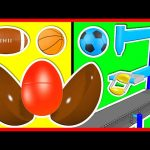 Learn Colors Collection 3D for Kids |Surprise Eggs Machine Color Balls | Baby Doll Bath Time & More