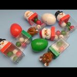 Learn Colours with Christmas Gumballs! Fun Learning Contest!