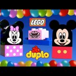 LEGO DUPLO Mickey Mouse Clubhouse Cafe 10579 Baby Preschool Read and Build Toys with Minnie Mouse