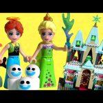 Lego Frozen Fever Arendelle Castle Celebration 41068 Disney Princess Anna Elsa Snowgies Olaf 2016