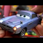 Lights and sounds Finn McMissile Disney Pixar Mattel talking toys