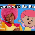 Little Bo Peep and Other Rhymes with Bo Peep | Nursery Rhymes from Mother Goose Club!