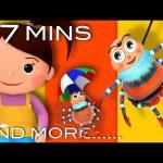 Little Miss Muffet | Plus Lots More Nursery Rhymes | From LittleBabyBum!