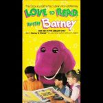 Love to Read with Barney