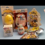 M & M Minions Surprise Egg and Blind Bag Opening Party!