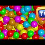 Magical Surprise Eggs Ball Pit Show For Kids   Learn Colours & Shapes   ChuChu TV Surprise Fun