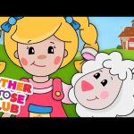 Mary Had a Little Lamb | Mother Goose Club Songs for Children