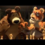 Маша и Медведь (Masha and The Bear) – Ход конем (28 Серия)