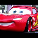 Meet and Greet Saetta McQueen Downtown Disney Cars 2 Masters Weekend 2012