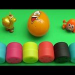 Minions Kinder Surprise Egg Learn-A-Word! Spelling Back to School Words! Lesson 1