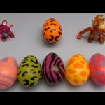 Minions Kinder Surprise Egg Learn-A-Word! Spelling Birds! Lesson 6