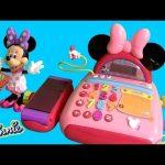Minnie's Electronic Cash Register Minnie Mouse BowTique – Caja Registradora de Boutique de Moños