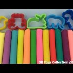 Modelling Clay with Molds Fun and Creative for Children