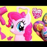 My Little Pony Pinkie Pie Hair Case Kinder Surprise Eggs | Maletín Mi Pequeño Pony Peinados