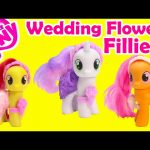 My Little Pony Wedding Flower Fillies with Cutie Mark Crusaders