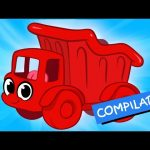 My Red Dumptruck – My Magic Pet Morphle Episode #26 (plus extra episodes)