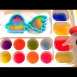 NEW Kracie Popin' Cookin' Gummy Candy Land おえかきグミランド Gummy Animals DIY グミランド