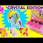 *NEW* My Little Pony Fashems Exclusive Crystal Edition Series 3