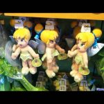 New Tinkerbell dolls Disney store downtown Orlando
