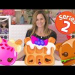 NUM NOMS Series 2 – New Mystery Blind Pack Toys – Num Nom Stamps/Lip gloss