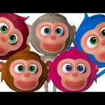 Nursery Rhymes Collection Vol 5 | Five Little Monkeys And More | Biggest Nursery Rhymes Collection