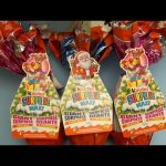 Opening 3 HUGE GIANT JUMBO MAXI Kinder Eggs!
