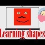 ❤ Shapes song for kids ❤ Learning shapes for kindergarten, kids, toddlers