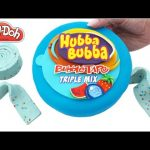Play-Doh How to Make a Giant Hubba Bubba * Creative Fun for Kids RainbowLearning