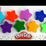 Play Doh Twinkle Twinkle Little Star  Surprise Eggs Minions Shopkins.