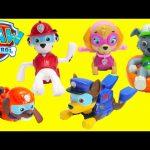 Paw Patrol Paddlin Pups with Raining Orbeez and Shopkins Season 3