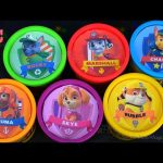 PAW PATROL PLAY DOH SURPRISE cans toys   Inside Out Minions Hello kitty My Little pony.