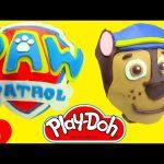 Paw Patrol Play Doh Surprises Paw Patrol Snacks on Shopkins
