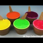 Play and Learn Colours with Gooey Slime Surprise Toy