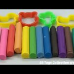 Play and Learn Colours with Modelling Clay Fun & Creative for Kids