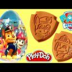 Play Doh Paw Patrol Stampers Easter Egg – Play Doh Patrulla de Cachorros Estampador De Estampillas