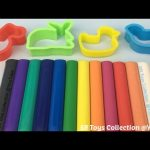 Play Dough Modelling Clay with Molds Fun and Creative for Children
