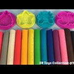 Play Dough Modelling Clay with Molds Fun & Creative for Kids