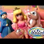 Princess Aurora Color Change Bath Doll Bath Disney Sleeping Beauty Color Changing Water toy