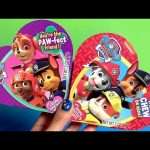 Puppies Valentine's Day Paw Patrol with Num Noms Surprises and SpongeBob Squarepants