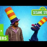 Sesame Street: Aziz Ansari and Grover Get Ridiculous