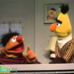 Sesame Street: Bert Feels Silly