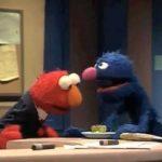 Sesame Street – Grover's globe-trotting New Year